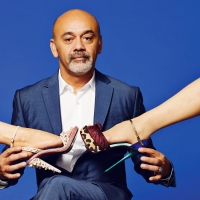 Christian Louboutin Shoes Foot Model