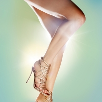 Glow Gold Stilettos