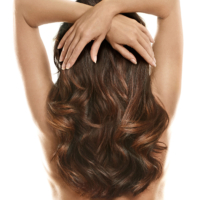 Adele Uddo healthy hair